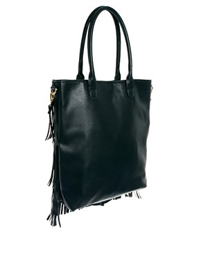 Image 4 ofNew Look Talia Tassel Tote
