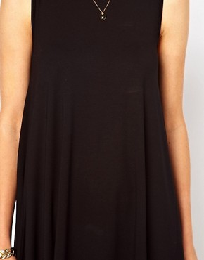 Image 3 ofASOS Sleeveless Swing Dress