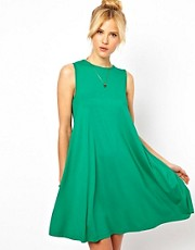 ASOS Sleeveless Swing Dress