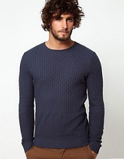 ASOS Cable Knit Jumper