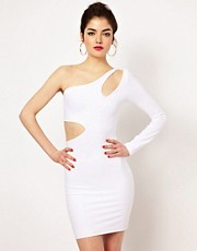 Boulee Ciara Cut-Out Bodycon Dress