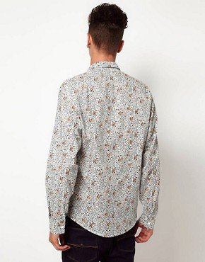Image 2 ofReclaimed Vintage Floral Shirt