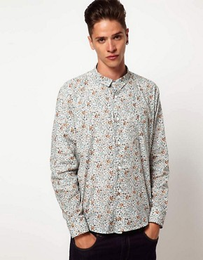 Image 1 ofReclaimed Vintage Floral Shirt