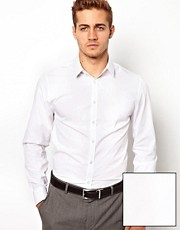 ASOS Smart Shirt with Double Cuff