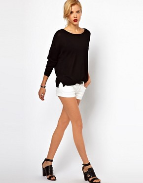 Image 4 ofMango Slouchy Light Jumper