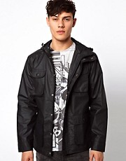 Native Youth Hooded Jacket
