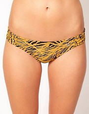 French Connection Winter Willow Bikini Bottom