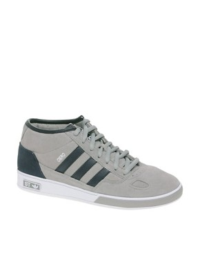 Image 1 ofAdidas Originals ST Ciero Mid Trainers