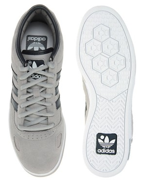 Image 3 ofAdidas Originals ST Ciero Mid Trainers