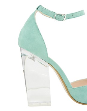 Image 2 of ASOS PRAYER Pointed High Heels
