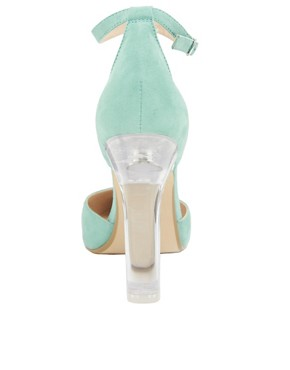 Image 3 of ASOS PRAYER Pointed High Heels