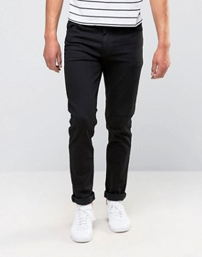 Image 1 ofASOS Skinny Black Jean