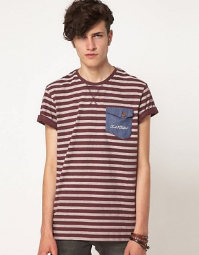 Image 1 ofRock &amp; Revival T-Shirt Striped