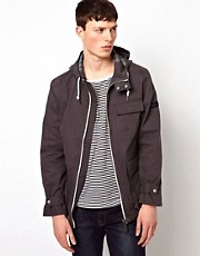 Ben Sherman Hooded Parka