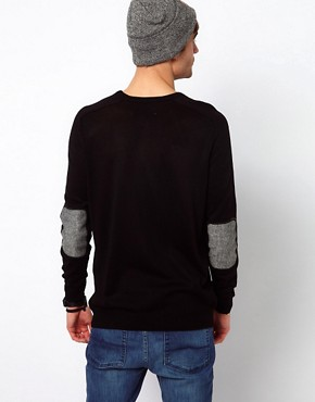 Image 2 of River Island Crew Neck Jumper