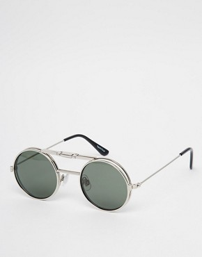 Image 1 of Spitfire Round Sunglasses