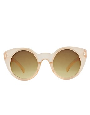 Image 2 ofASOS Kitten Cat Eye Sunglasses