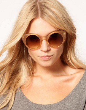 Image 3 ofASOS Kitten Cat Eye Sunglasses