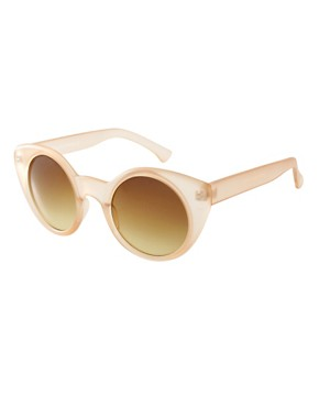 Image 1 ofASOS Kitten Cat Eye Sunglasses