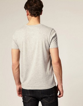 Image 2 ofASOS V-Neck T-Shirt