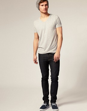 Image 4 ofASOS V-Neck T-Shirt