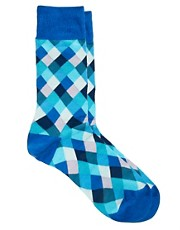 Paul Smith Harlequin Socks