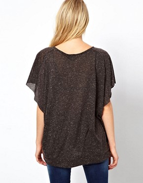 Image 2 ofASOS Oversize Top in Neppy