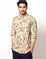 Penfield Shirt with Floral Pri