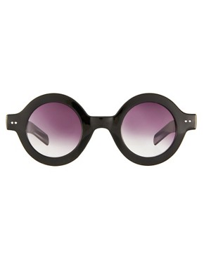 Image 2 ofJeepers Peepers Rita Round Sunglasses