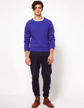 Image 4 ofLevis Made &amp; Crafted Crew Knit