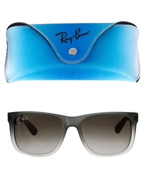 Bild 2 von Ray-Ban  Graduell getnte Wayfarer-Sonnenbrille