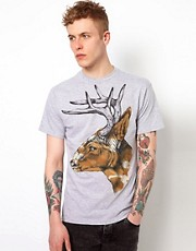 Rook T-Shirt Camo Deer