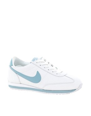 Image 1 of Nike Oceania White Leather Trainers