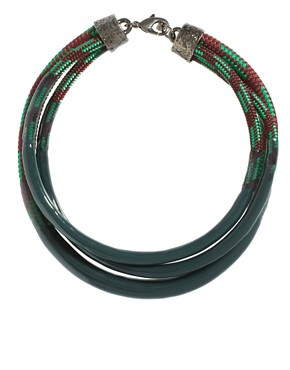 Image 1 ofOrly Genger By Jaclyn Mayer Lodi Necklace