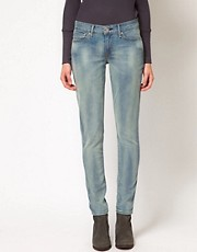 Levi&#39;s - Curve ID - Jeans skinny vestibilit Demi Curve