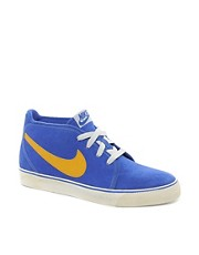 Nike Toki Suede Trainers