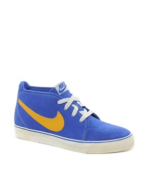Image 1 ofNike Toki Suede Trainers