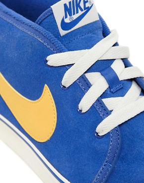 Image 2 ofNike Toki Suede Trainers