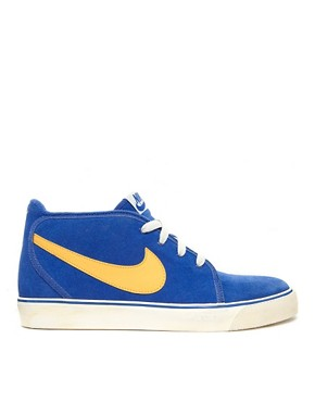 Image 4 ofNike Toki Suede Trainers