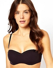 Huit Sweet Capri Strapless Air Bikini Top