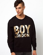 BOY London Sweat with Logo