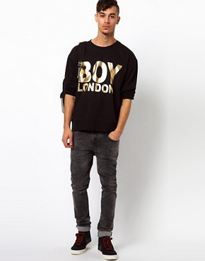 Image 4 ofBOY London Sweat with Logo