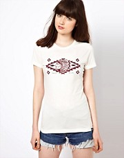 Penfield  T-Shirt mit Indianermotiv