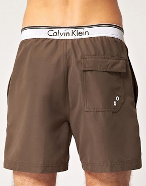 Bild 2 von Calvin Klein  Exklusive Badeshorts