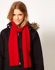 Bufanda de lana de merino de Canada Goose