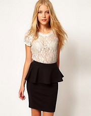 A Wear Lace Top