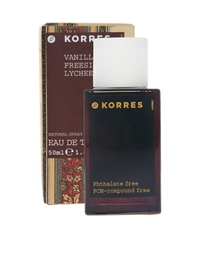 Image 3 ofKorres Limited Edition Vanilla Fragrance 50ml EDT With FREE Showergel 250ml