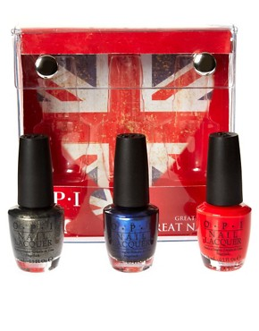 Image 1 ofO.P.I Great Britain Great Nails SAVE 24%