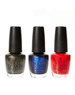 Image 2 ofO.P.I Great Britain Great Nails SAVE 24%