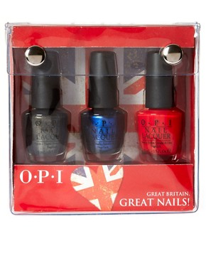 Image 3 ofO.P.I Great Britain Great Nails SAVE 24%